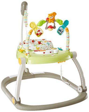 Woodland Friends Space Saver Jumperoo by Fisher-Price