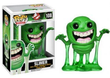 Ghostbusters Slimer Pop! Action Figure by Funko