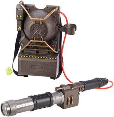 Ghostbusters Electronic Proton Pack Projector by Mattel