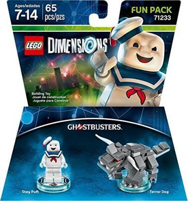 LEGO Dimensions Ghostbusters Stay Puft Fun Pack for PlayStation 3