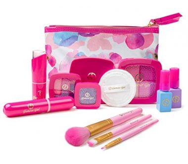 Girl makeup kit