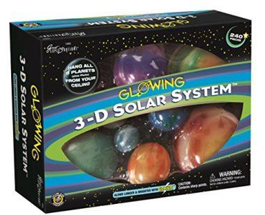 Great Explorations 3-D Solar System by University Games