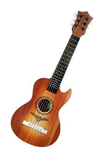 Happy Tune 6 String Acoustic Guitar Toy for Kids by Liberty Imports