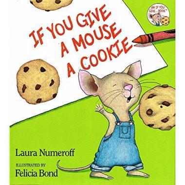 Harper Collins If You Give A Mouse A Cookie