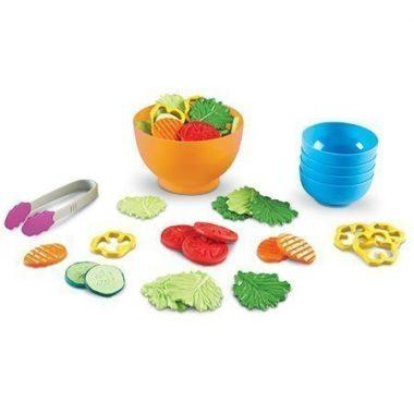 New Sprouts Garden Fresh Salad Set by Learning Resources