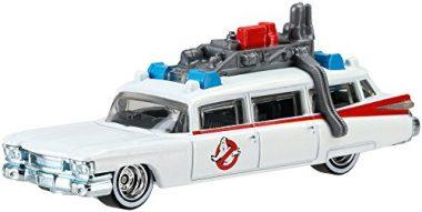Retro Entertainment Ghostbusters Ecto 1 Die-Case Vehicle by Hot Wheels