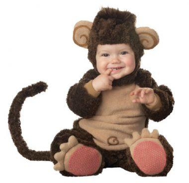 Baby Lil' Monkey by InCharacter