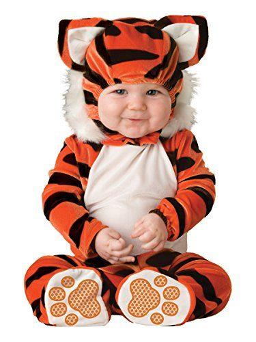 Baby Tiger Tot by InCharacter