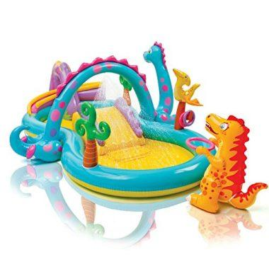 Dinoland Inflatable Play Center by Intex