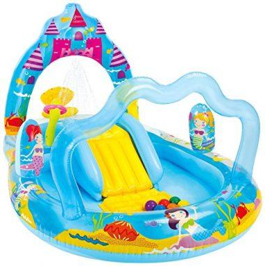 Mermaid Kingdom Inflatable Play Center