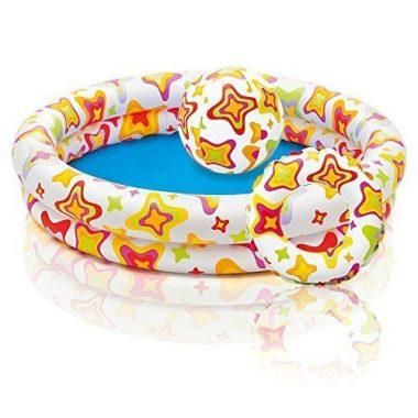 Recreation Circles Fun Inflatable Pool Set