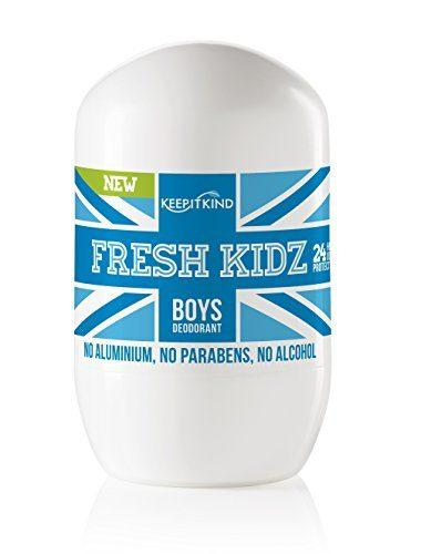 Keep It Kind Fresh Kidz Boys Natural Deodorant
