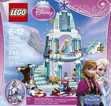 Princess Elsa's Sparkling Ice Castle by LEGO Disney