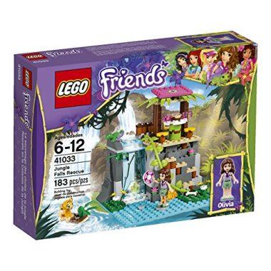 LEGO Friends Jungle Falls Rescue 41033 Building Set