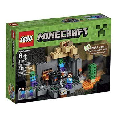 Minecraft the Dungeon Building Kit by LEGO