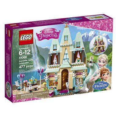 Arendelle Castle Celebration Building Kit