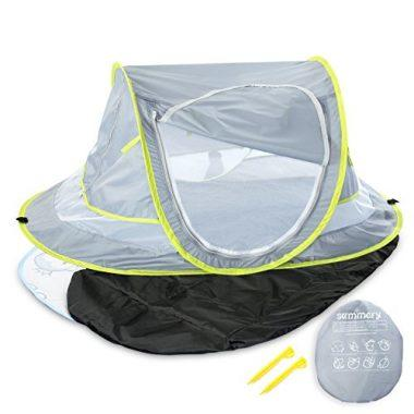 Baby Portable Beach Play Tent by Summery