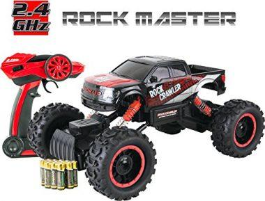 Rock Master Rock Crawler RC Car by Thinkgizmos
