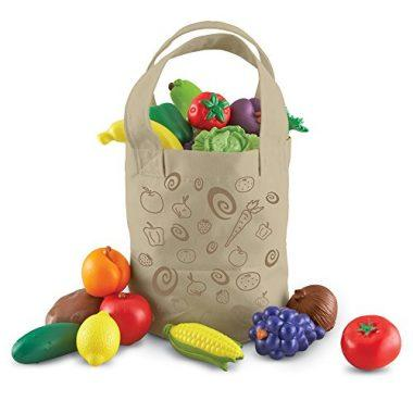Fresh Picked Fruit and Veggie Tote by Learning Resources