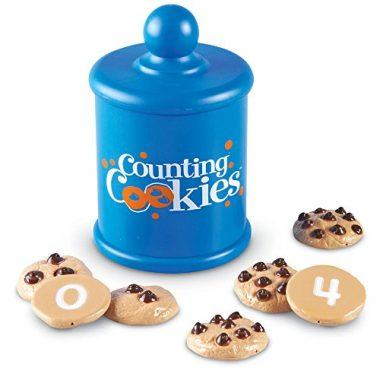 Smart Counting Cookies by Learning Resources