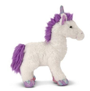 Misty Unicorn Stuffed Animal by Melissa & Doug