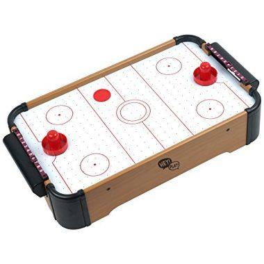 Mini Table Top Air Hockey by Trademark