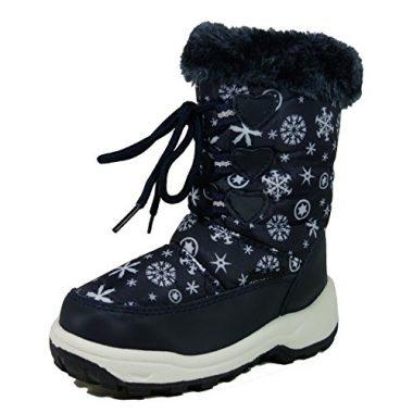 Toddler Girl's Winter Snow Boots by Nova Footwear