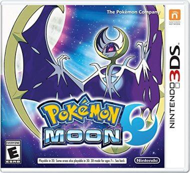 Pokémon Moon by Nintendo 3DS