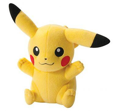 Pokemon Small Plush Pikachu
