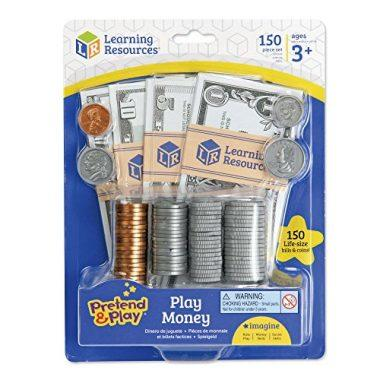 Pretend & Play Money by Learning Resources