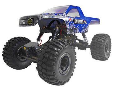 Everest-10 Electric Rock Crawler with Waterproof Electronics by Redcat Racing