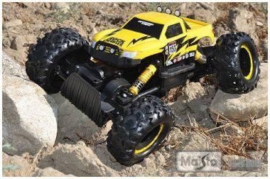 4WD Tri-Band Off Road Rock Crawler RTR Monster Truck by Maisto