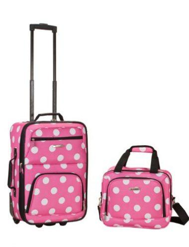 Rockland 2 Piece Luggage Set by Rockland