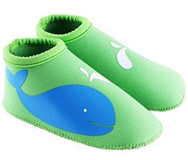 Unisex Baby Infant Swim Water Beach Shoes by SUIEK