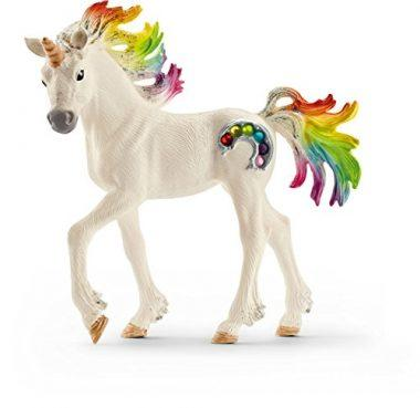Rainbow Unicorn Foal