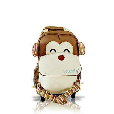 Zoo 3-Way Toddler Backpack with Wheels by Yodo