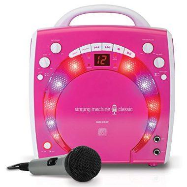 Singing Karaoke  Machine