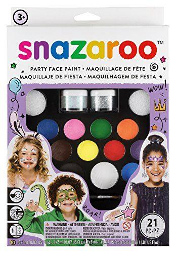 Face Paint Ultimate Party Pack by Snazaroo