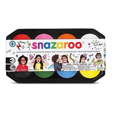 Face Paint Palette by Snazaroo