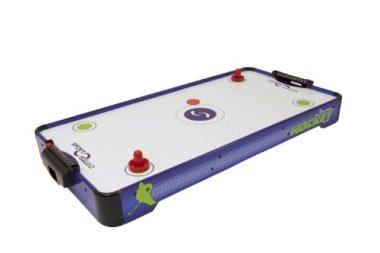 Electric Powered Air Hockey Table by Sport Squad