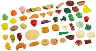101 Piece Play Food Assortment by Step2