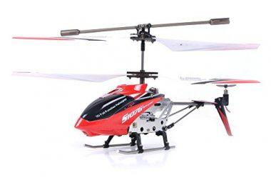 S107/S107G RC Helicopter with Gyro by SYMA