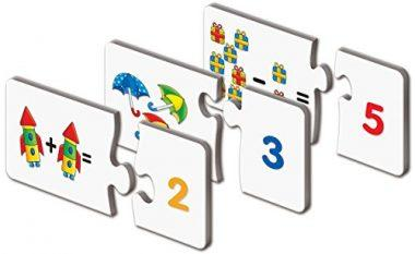 30-Piece Match It! Mathematics by The Learning Journey