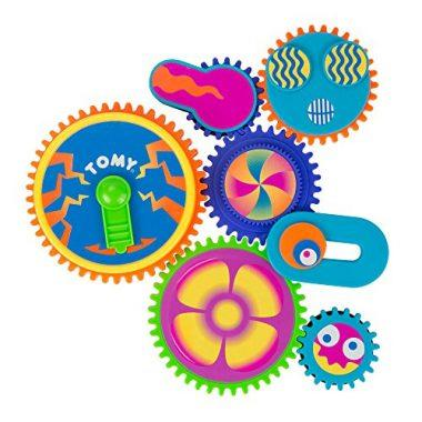 Gearation Refrigerator Magnets by TOMY