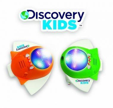 Toy / Game Nkok Discovery Kids Spaceship Laser Tag