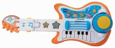 Strum and Jam Kidi Musical Guitar Band by VTech