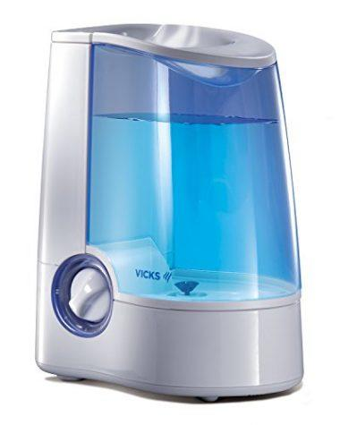 Vicks Warm Mist Humidifier with Auto Shut-Off by Vicks