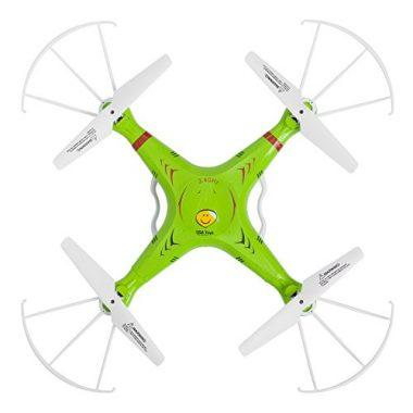 UX5C RC Quadcopter Drone with Camera by USA Toyz