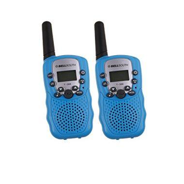 T388 2Pcs Mini Walkie Talkie