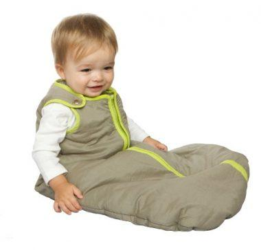 Sleep Nest Baby Sleeping Bag by baby deedee